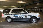 Amtrak Police Ford Explorer